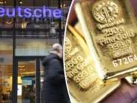 Deutsche Bank and the Gold Price Fixing Scandal