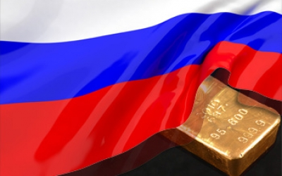 Russia Is Holding More Gold Than Ever To De-Dollarize Its Reserves