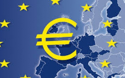Eurozone Growth Stalled by French and Italian Declining GDPs