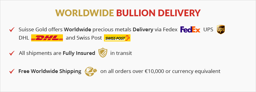 Worldwide Bullion Delivery
