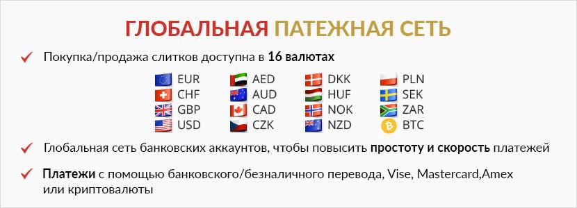 Currencies Russian