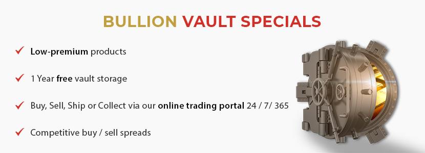 Zurich Bullion Vault
