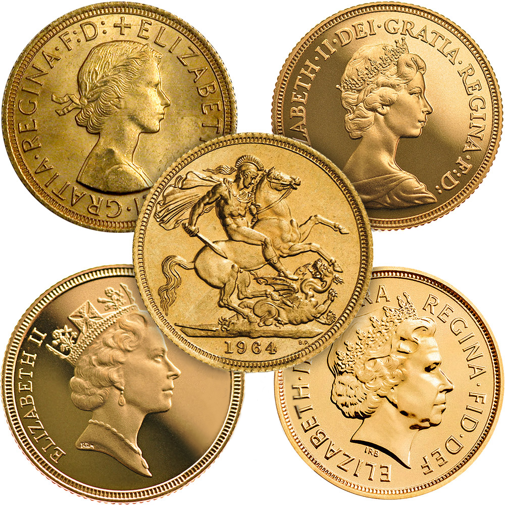 Wholesale 50 x British Gold Sovereigns