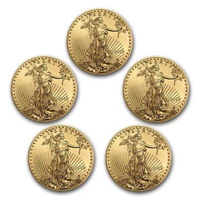 Großhandel 1 Unze American Eagle Gold Münze
