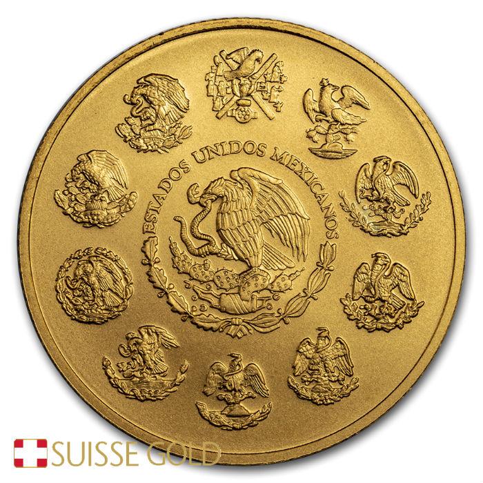 Tende Coin 2020.2020 Mexican 1 Ounce Libertad Gold Coin